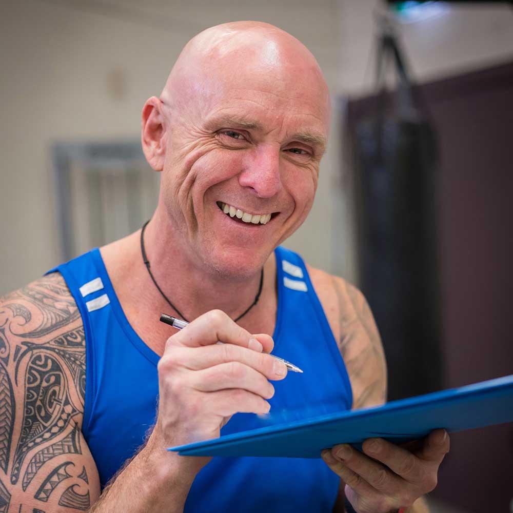 Jon Sweet - Sweetfit Personal Trainer